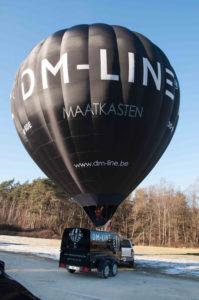 DM-Line ballonvlucht
